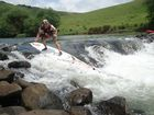 Drak Challenge 2014 - Jon Ivins at Glen Haven rapid