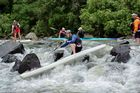 Drak Challenge 2014 - Brendon Germaine at Mkhulu rapid