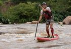 Dusi 2015 - Jon Ivins day 2 just before Inanda Dam