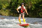 Dusi 2015 - Jon Ivins shooting Umzinyati Rapid on day 3